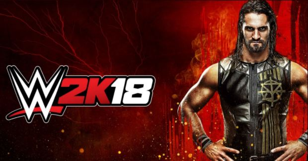 WWE 2K18 cover superstar revealed