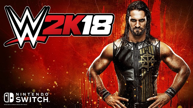 WWE 2K18 announced for Switch