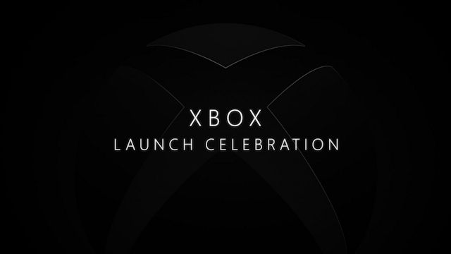 Xbox announces global launch day livestream