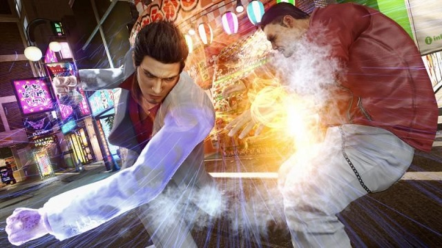 Yakuza 2 remake announced for PS4