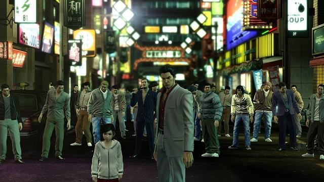 Yakuza Kiwami launched on Xbox One and Windows 10