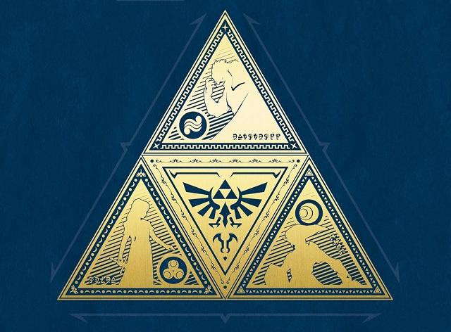 The Legend of Zelda Encyclopedia revealed
