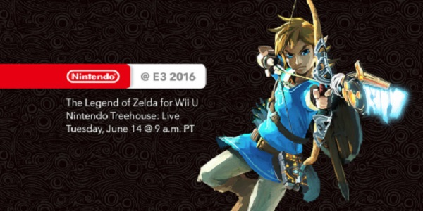 The Legend of Zelda for Wii U will be playable at E3 2016