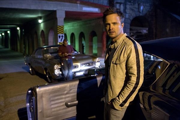 Aaron Paul on Need for Speed