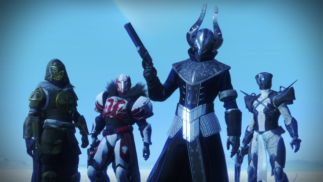 Destiny 2 PC Hands-On Preview