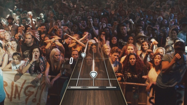 Guitar Hero Live Hands-On Preview