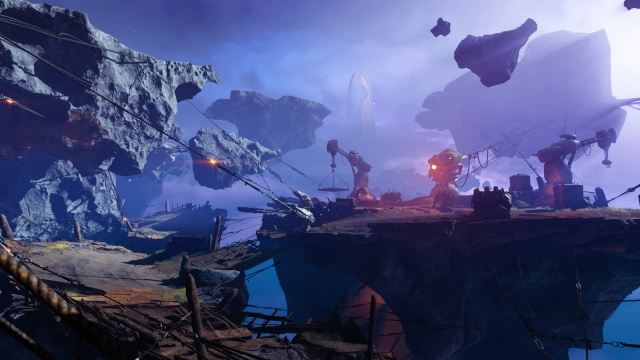 Destiny 2 - Forsaken Campaign Hands-on