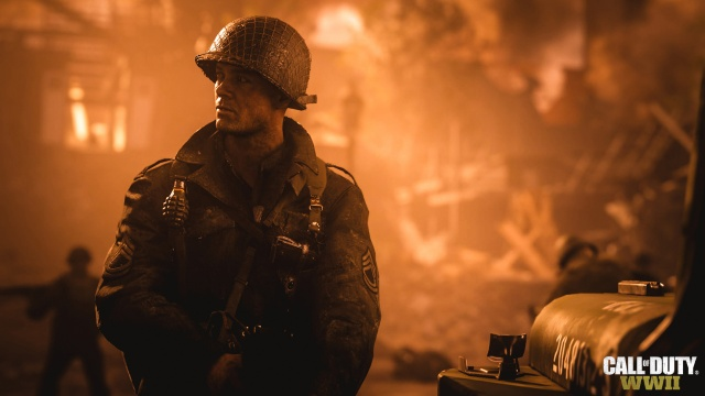 Call of Duty: WWII E3 Preview