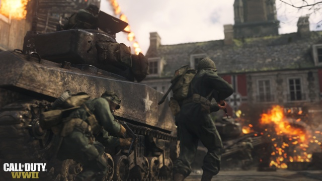 Call of Duty: WWII Multiplayer Preview