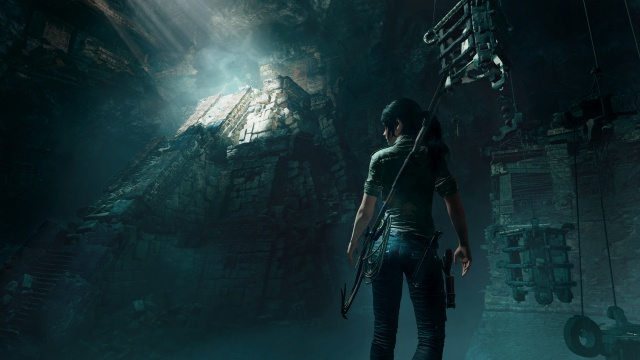 Shadow of the Tomb Raider First Look