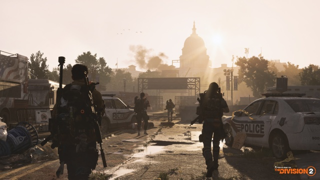 Hands-on with The Division 2