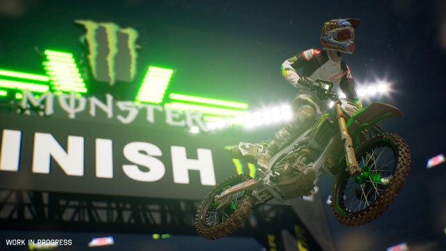 Monster Energy Supercross 2 First Impressions