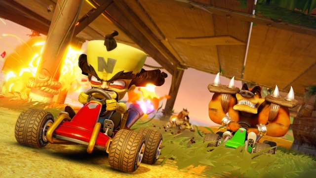 Crash Team Racing Nitro-Fueled E3 2019 Hands-On
