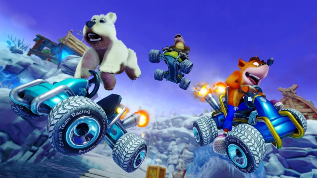 Crash Team Racing Nitro-Fueled Hands-on Preview