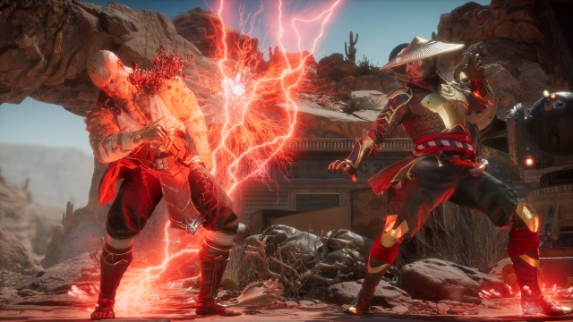 Mortal Kombat 11 Beta Hands-On