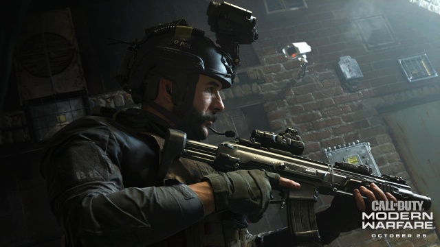 Call of Duty: Modern Warfare at E3 2019