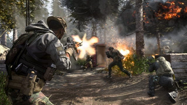 Modern Warfare Multiplayer Hands-on Preview