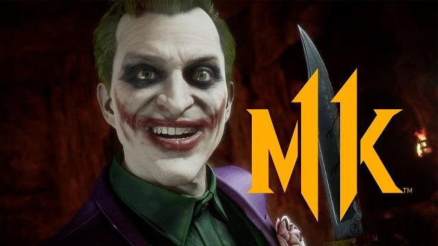 Mortal Kombat 11: The Joker Character (DLC)