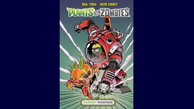 Plants vs. Zombies Garden Warfare (Comic)