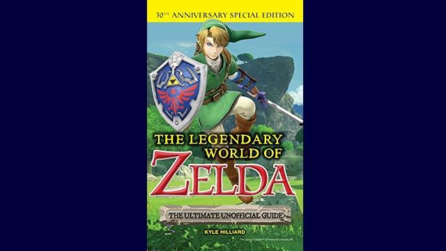 The Legendary World of Zelda (Book)