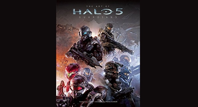The Art of Halo 5: Guardians (Book)