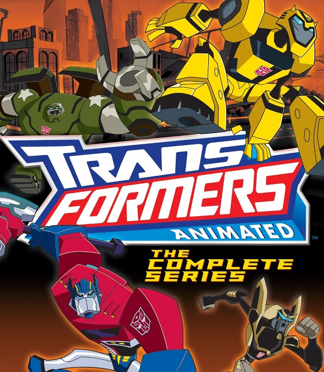 Transformers Animated: The Complete Series (DVD)