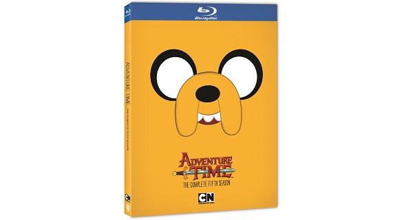 Adventure Time Season Five (Blu-ray)