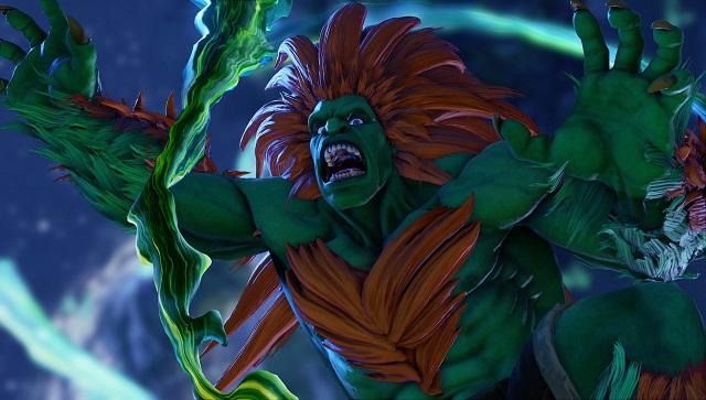 Street Fighter V: Blanka Character (DLC)