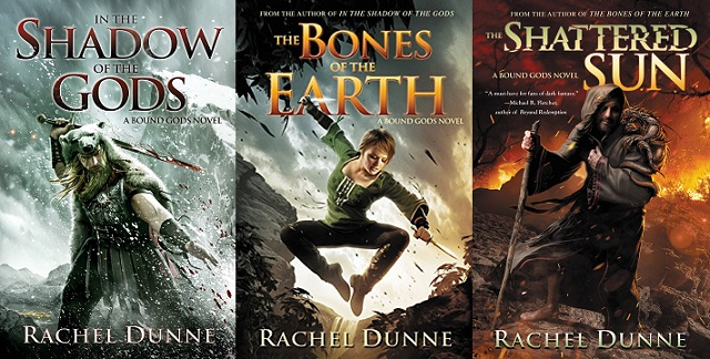 The Bound Gods Trilogy (Books)