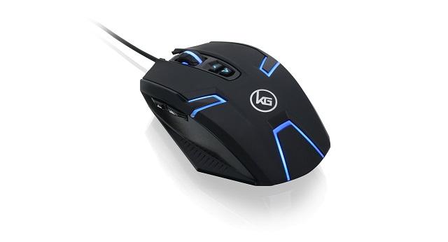 IOGEAR Kaliber Gaming SYMMETRE (Mouse)