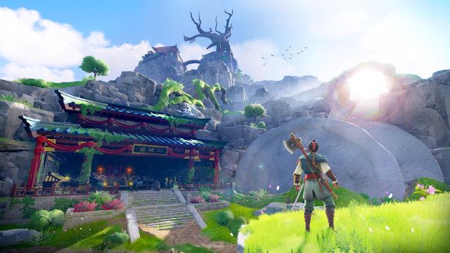Immortals Fenyx Rising - Myths of the Eastern Realm (DLC) screenshot