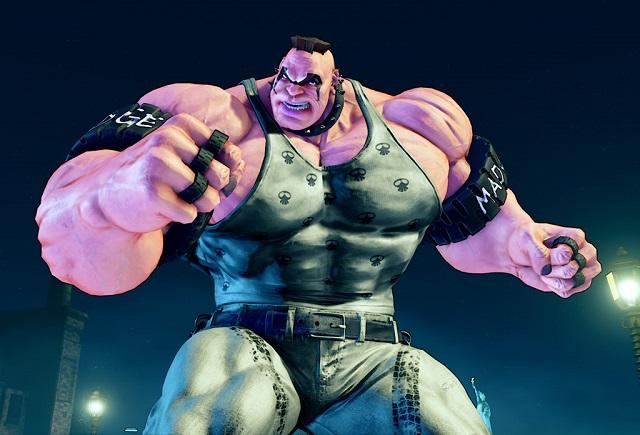Street Fighter V: Abigail Character (DLC)