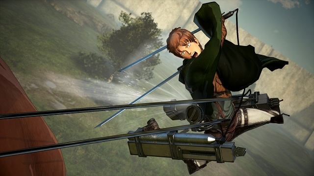 Attack on Titan 2: Final Battle (DLC)