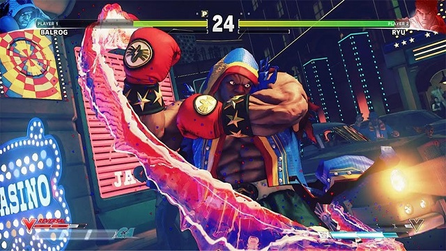 Street Fighter V: Ibuki and Balrog Characters (DLC)