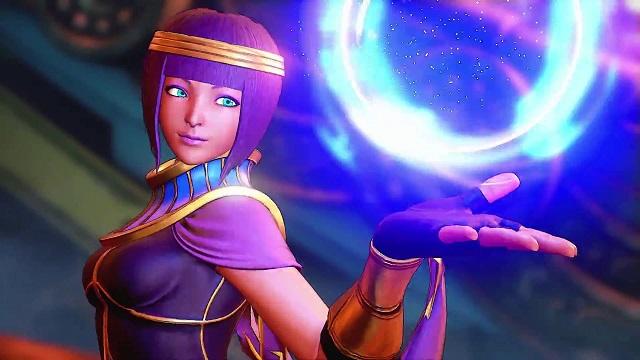 Street Fighter V: Menat Character (DLC)