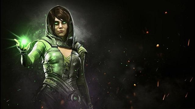 Injustice 2: Enchantress Character (DLC)