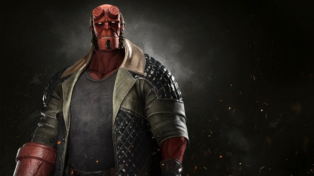 Injustice 2: Hellboy Character (DLC)