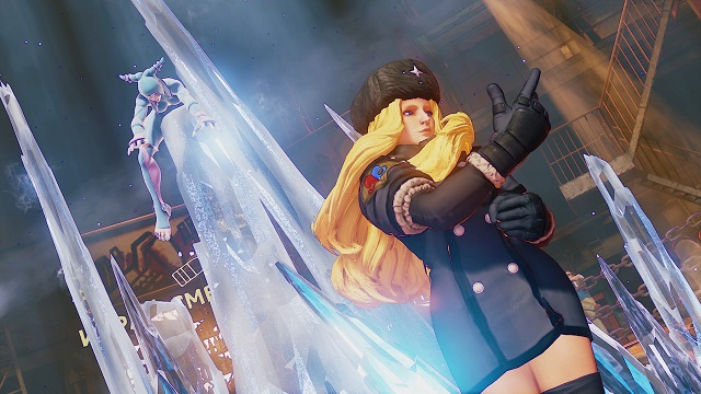 Street Fighter V: Kolin Character (DLC)