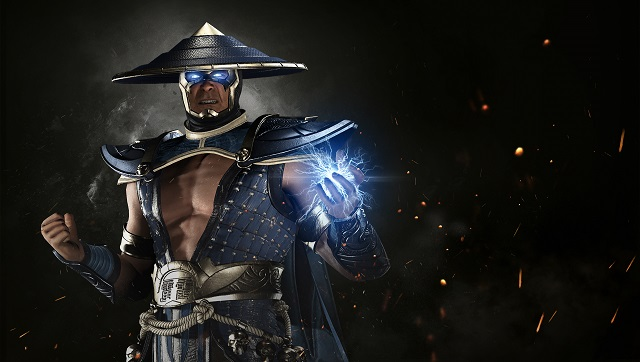 Injustice 2: Raiden Character (DLC)