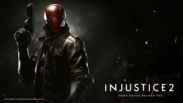 Injustice 2: Red Hood Character (DLC)