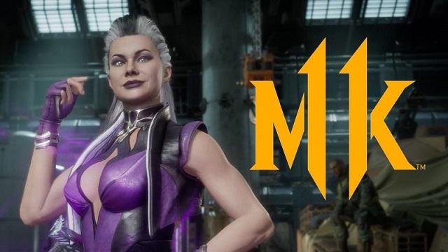 Mortal Kombat 11: Sindel Character (DLC) screenshot