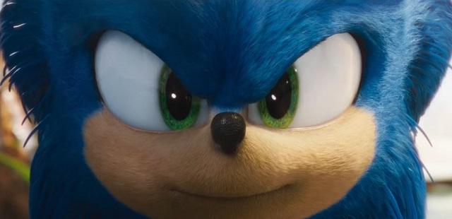 Sonic The Hedgehog - New Official Trailer