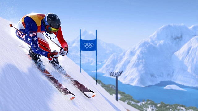 Steep Road to the Olympics (DLC)